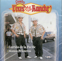 Voces Del Rancho (CD Corrido De La Pacific) Can-431