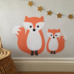 fox decals