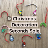 Christmas Decoration Seconds Sale