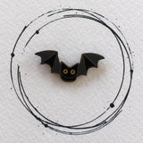 bat enamel pin, bat pin badge, bat badge, cute bat, bat lapel pin, bat lapel badge, bat gift, bat accessory