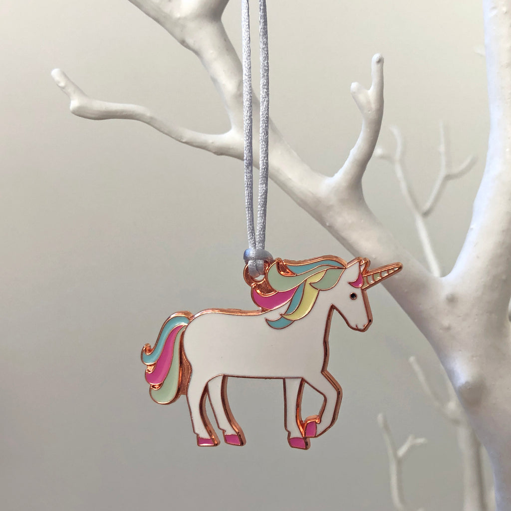 uncicorn christmas decoration, unicorn christmas tree decoration, unicorn xmas decoration, unicorn xmas tree decoration, unicorn bauble, unicorn xmas eve box, christmas bauble for girl, unicorn stocking filler