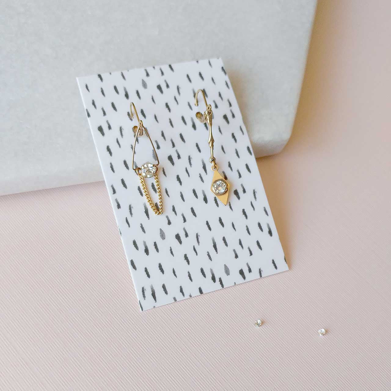 Kristen Earrings (SD1206)