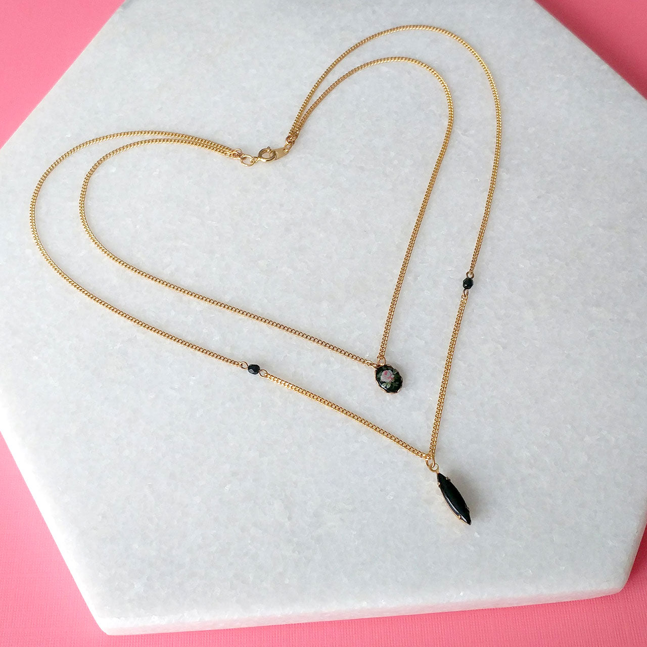 Duo Necklace (SD1047)