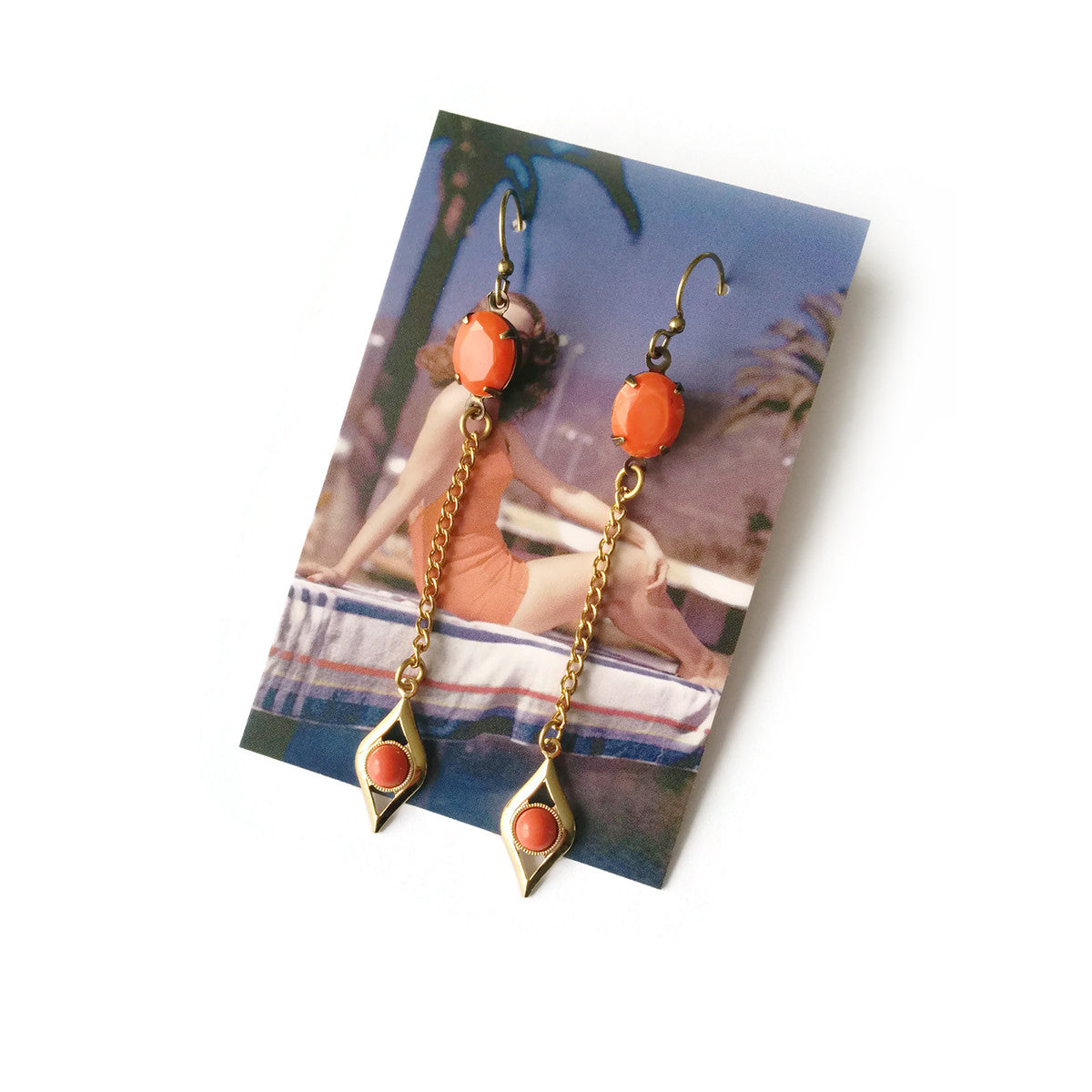 Seymour Earrings (SD1117)