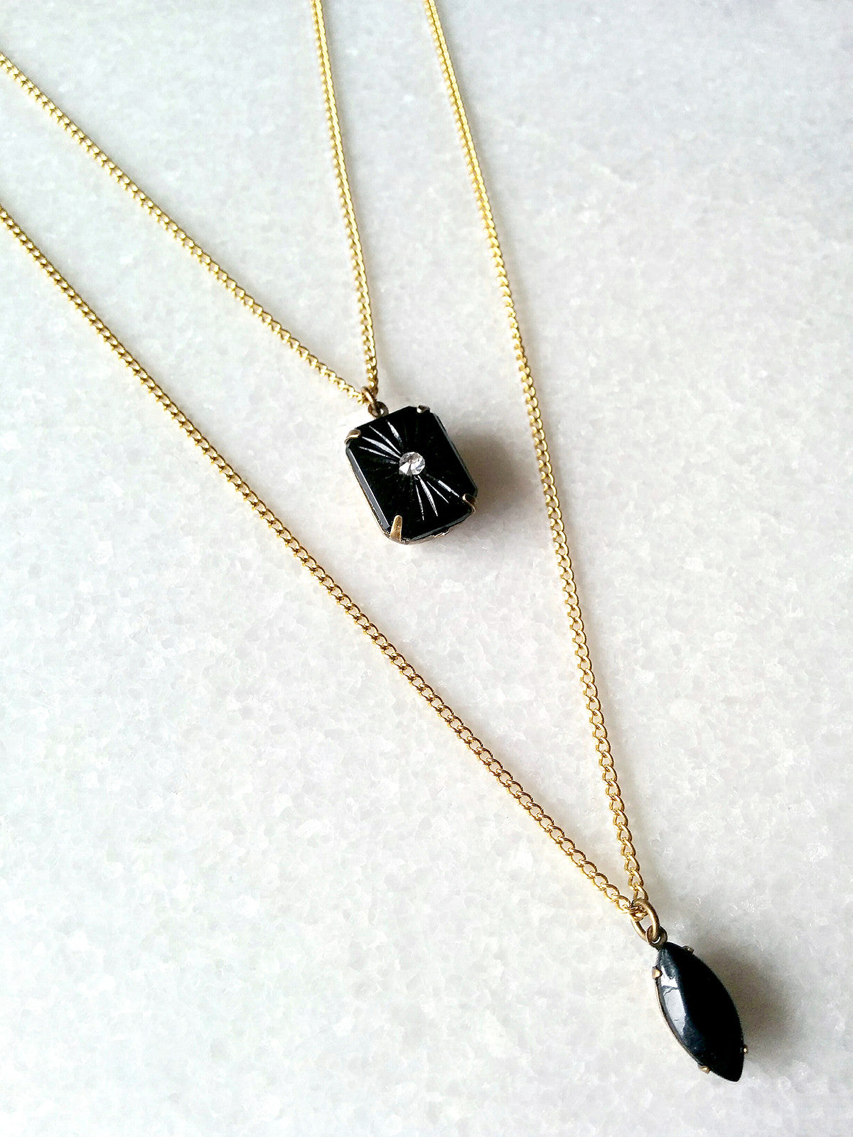 Marion Double Necklace (SD1211)