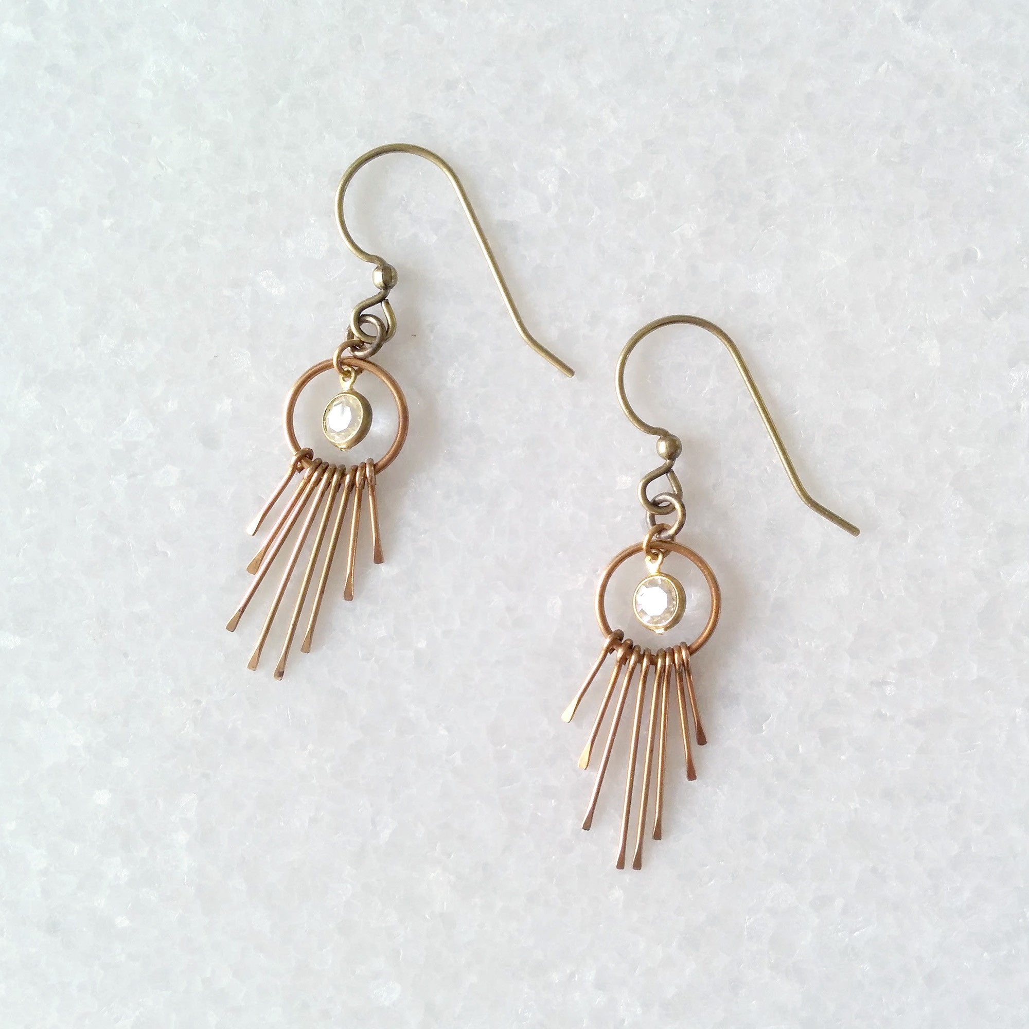 Sunsun Earrings (SD1214)