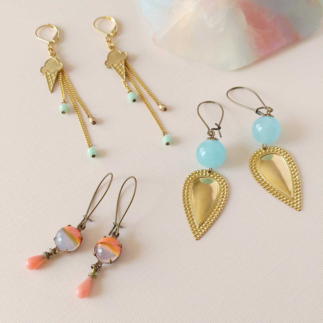 Summer Treat Earrings (SD1273)