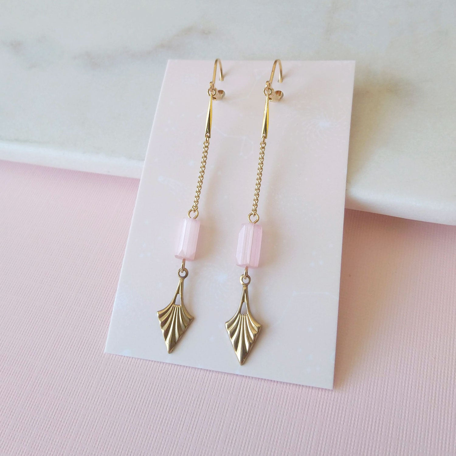 Velours Earrings (SD1322)