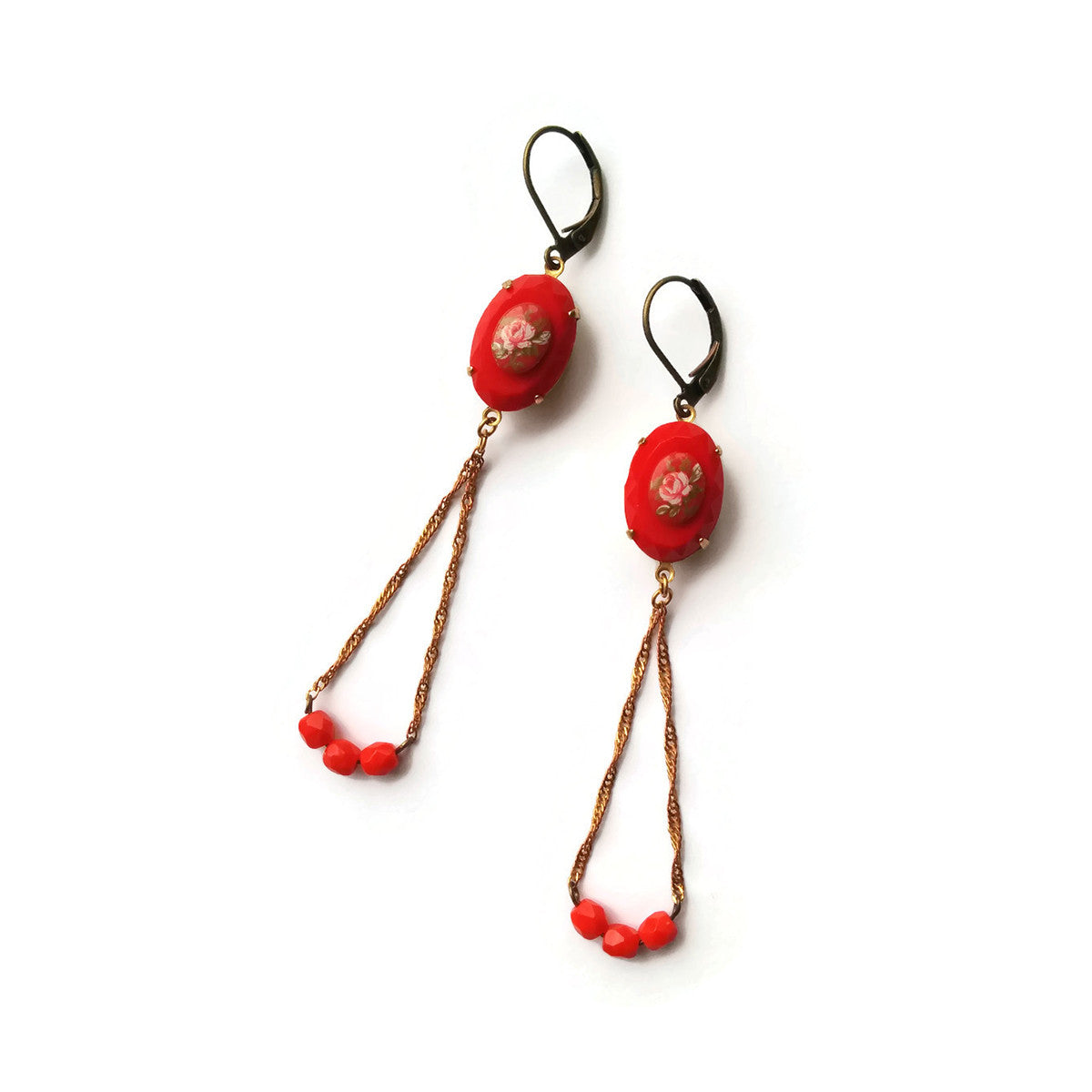 Rouge Earrings (SD0854)