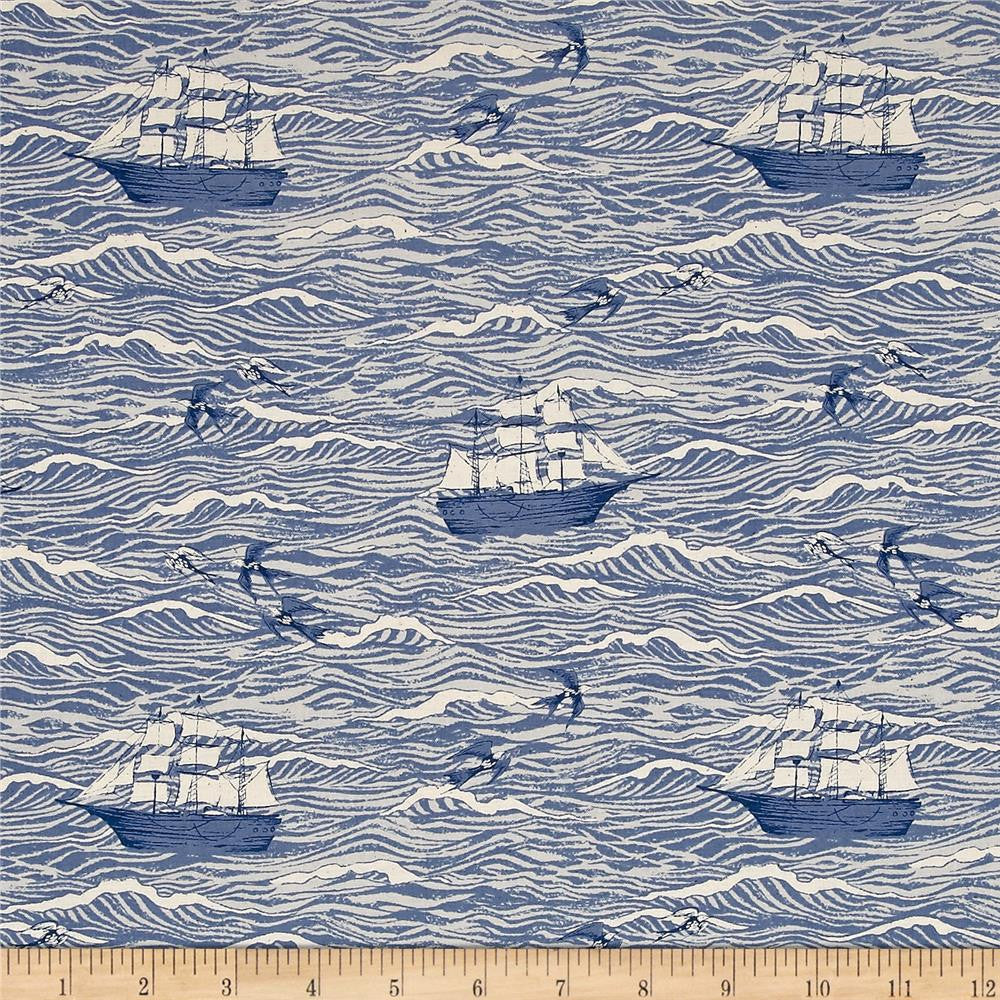 Out to Sea Made-to-Order Bag - Ewe Sew An Sew