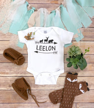 Newborn Boy Coming Home Outfit - Country Baby Name Onesie®