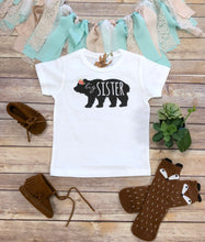 Big Sister Bear Shirt