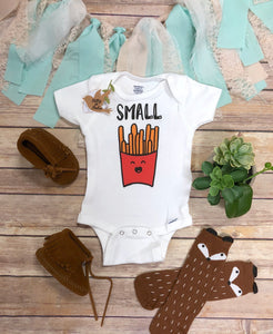 5bc2c15f282e Funny Baby Onesies®, Hipster Baby Clothes, French Fry Onesie, Baby Shower  Gift