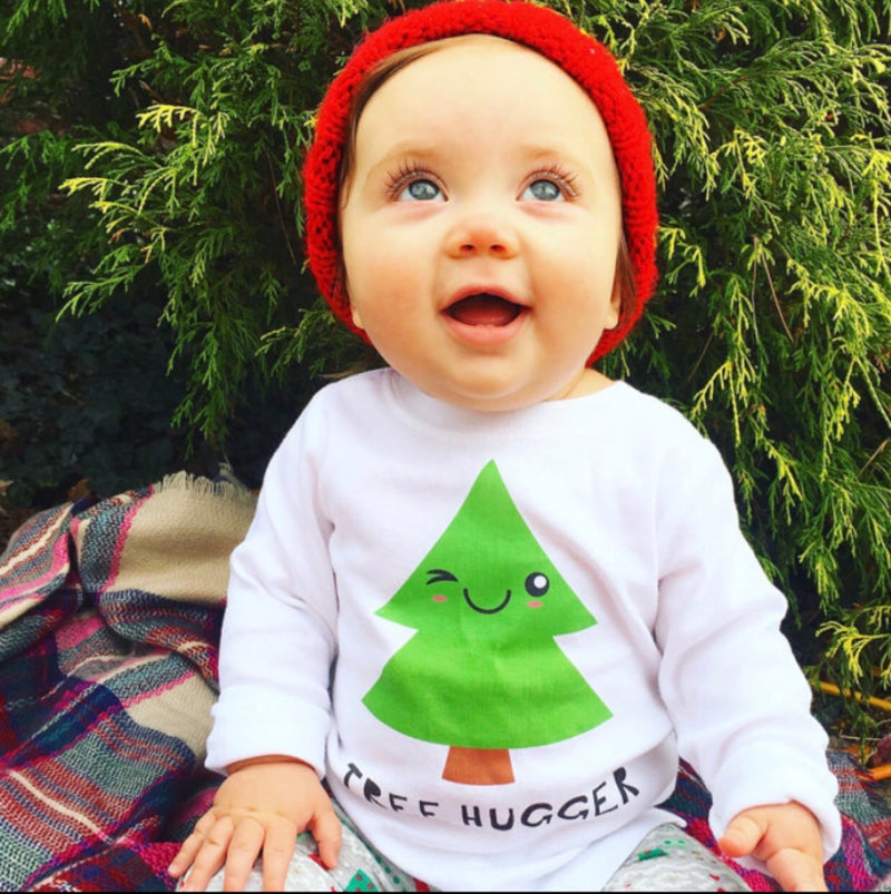 Tree Hugger Onesie® - Bitty & Boho