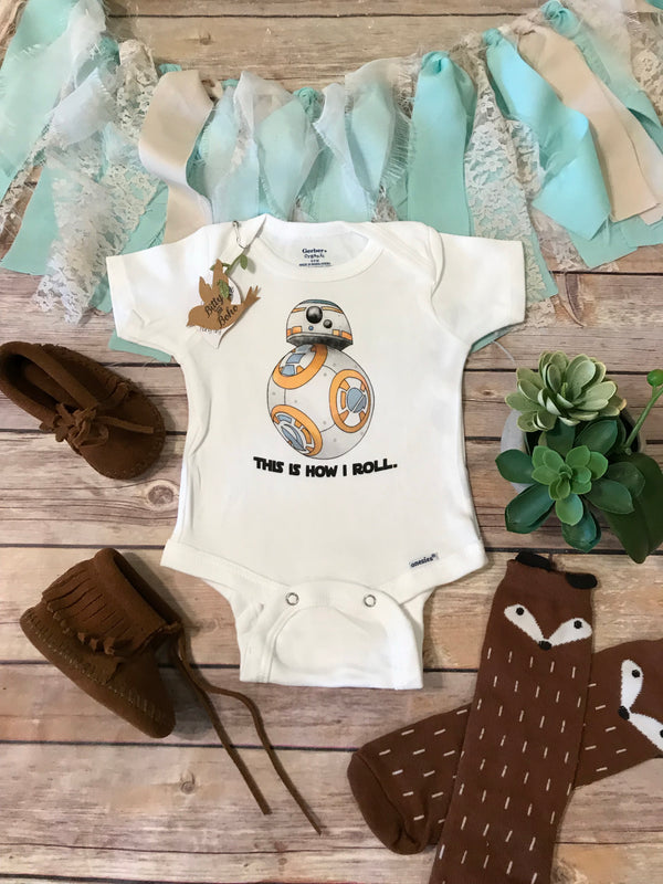 BB8 Onesie® - Bitty & Boho