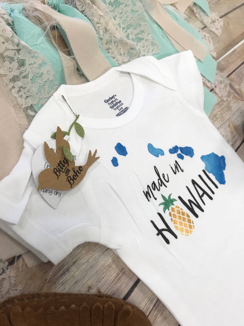 Made in Hawaii Onesie®