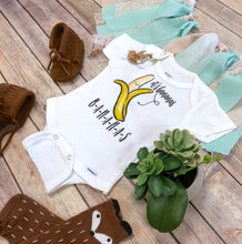 Funny Banana Onesie® - Hipster Baby Clothes
