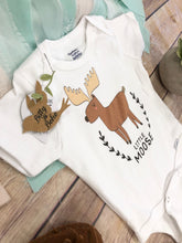 Little Moose Onesie®