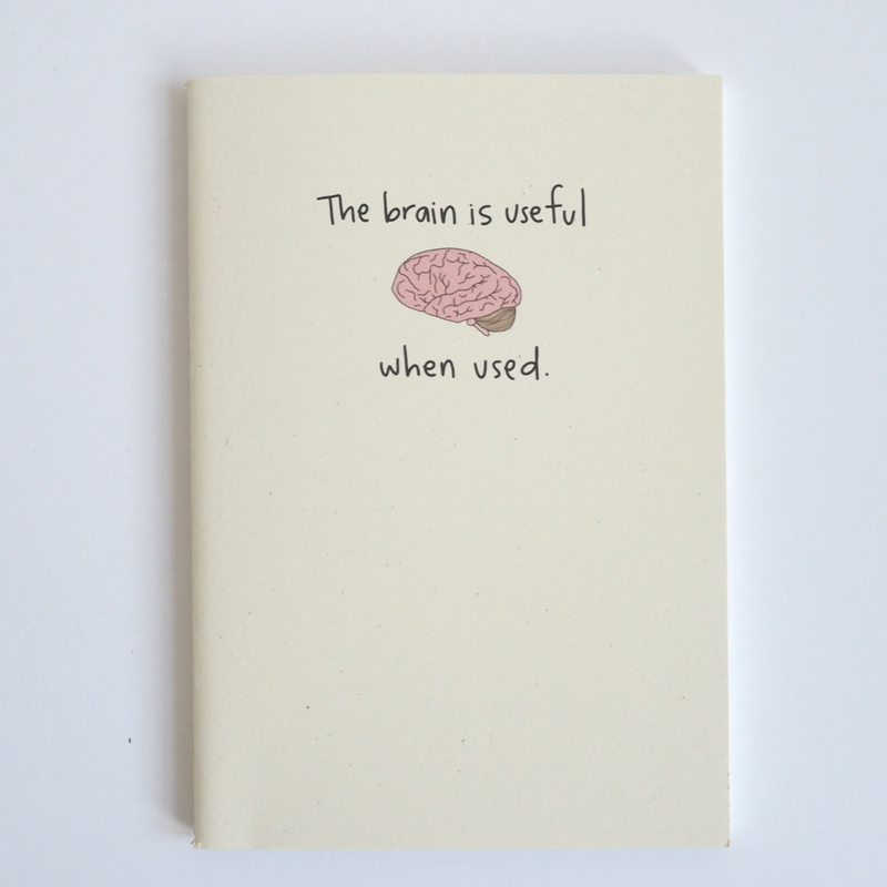 Useful Brain - Notebook
