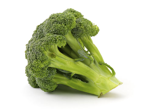 Brocolli, Crown Cut/  . . . . . . . . Ctn, 1 1/9 bu, loose, 20 lbs/ Available: May-July; Oct.-Nov.