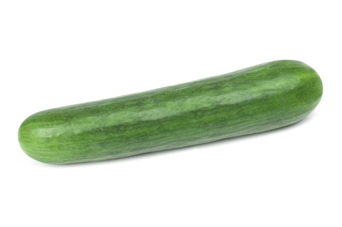 Cucumbers, Select /  . . . . . . Ctn, 1 1/9 bu, 40 lbs/ Available: July-Oct.