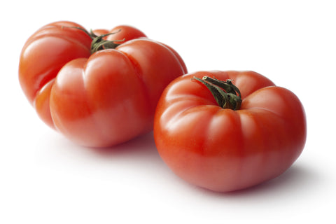 Tomatoes, Heirloom/ Ctn, 1/2 bu, 10 lbs/ Available: July-Sept.
