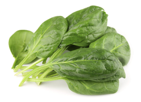 Spinach/  . . . . . Ctn, 1 1/9 bu, bunched, 15 ct/ Available: May-June; Oct.-Nov.