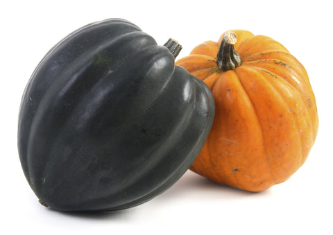 Squash, Acorn/  Ctn, 1 1/9 bu, 35 lbs/ Available: Sept.-Jan.