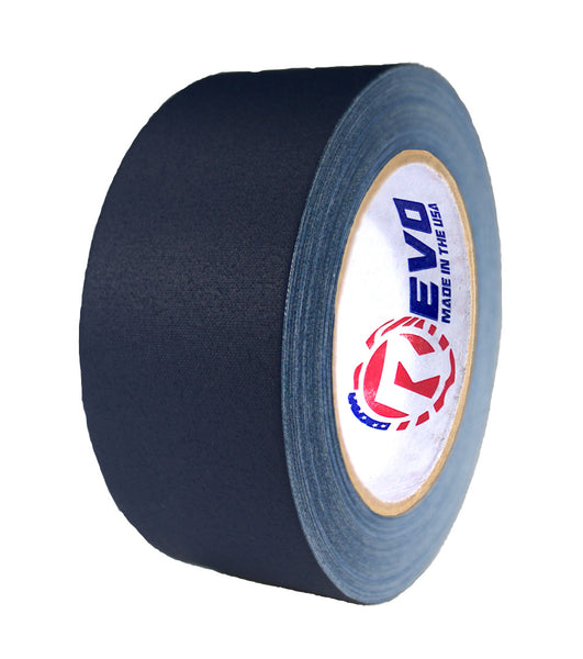 "2"" x 30 yards Navy Blue Gaffers Tape, Gaff Tape, Navy Blue Matte Tape, Photography Tape, Theater Tape, Stage Tape"