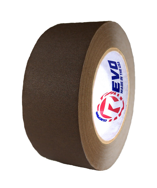 "2"" x 30 yards Brown Gaffers Tape, Gaff Tape, Brown Matte Tape, Photography Tape, Theater Tape, Stage Tape"