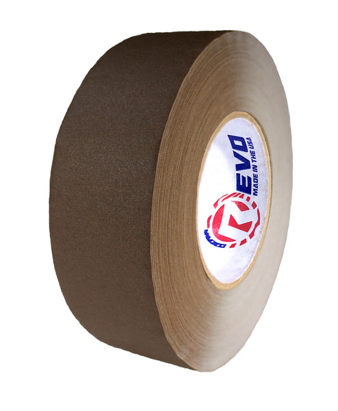 "2"" x 60 yards Brown Gaffers Tape, Gaff Tape, Brown Matte Tape, Photography Tape, Theater Tape, Stage Tape"