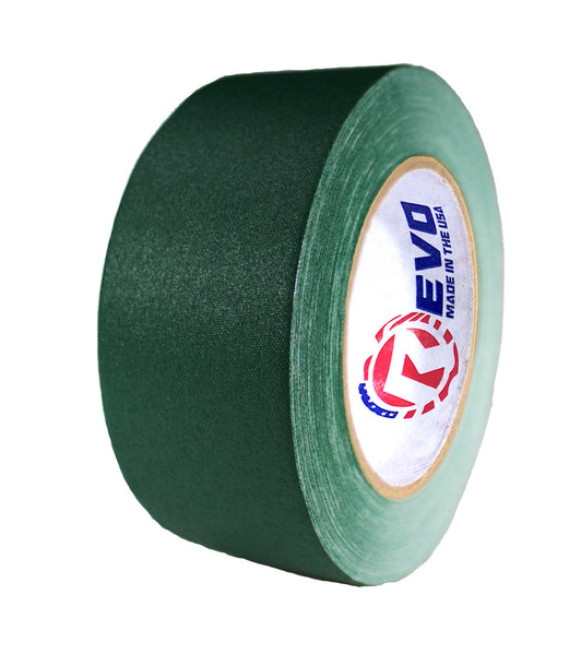 "2"" x 30 yards Green Gaffers Tape, Gaff Tape, Green Matte Tape, Photography Tape, Theater Tape, Stage Tape"