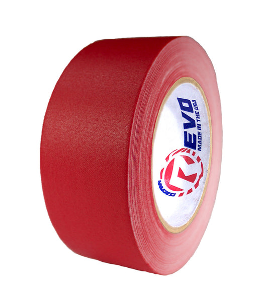 "2"" x 30 yards Red Gaffers Tape, Gaff Tape, Red Matte Tape, Photography Tape, Theater Tape, Stage Tape"