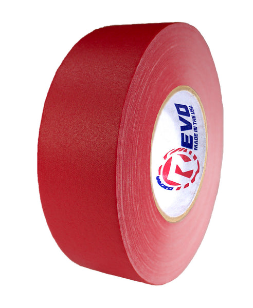 "2"" x 60 yards Red Gaffers Tape, Gaff Tape, Red Matte Tape, Photography Tape, Theater Tape, Stage Tape"