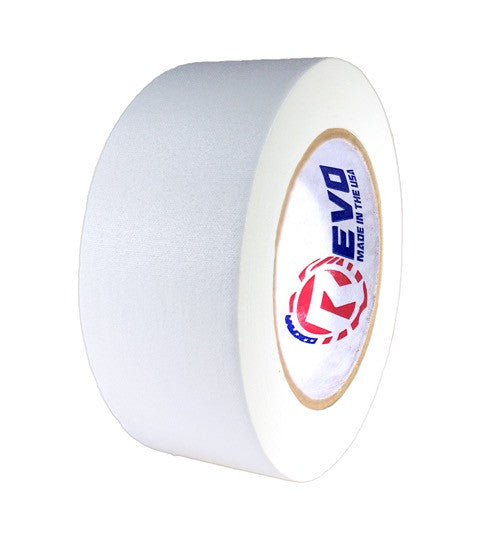 "2"" x 30 yards White Gaffers Tape, Gaff Tape, White Matte Tape, Photography Tape, Theater Tape, Stage Tape"