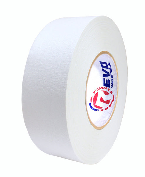 "2"" x 60 yards White Gaffers Tape, Gaff Tape, White Matte Tape, Photography Tape, Theater Tape, Stage Tape"