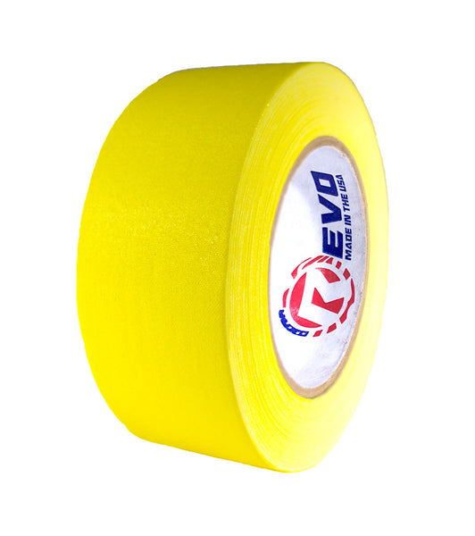 "2"" x 30 yards Yellow Gaffers Tape, Gaff Tape, Yellow Matte Tape, Photography Tape, Theater Tape, Stage Tape"