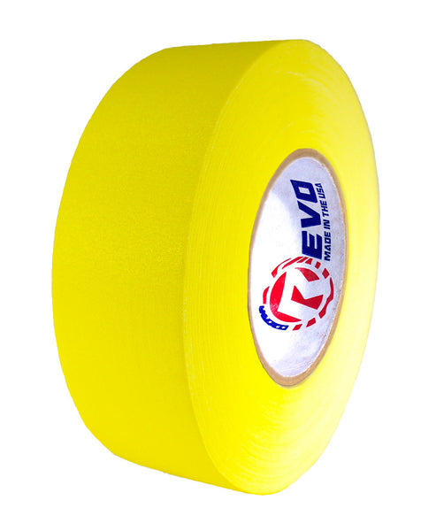 "2"" x 60 yards Yellow Gaffers Tape, Gaff Tape, Yellow Matte Tape, Photography Tape, Theater Tape, Stage Tape"