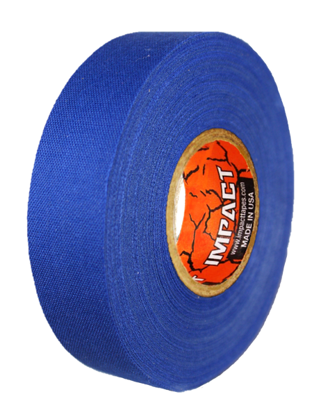 "Blue Athletic Tape, Blue Hockey Tape, 1"" x 25 yards, Blue Lacrosse Tape, Athletic Tape, Stick Tape"