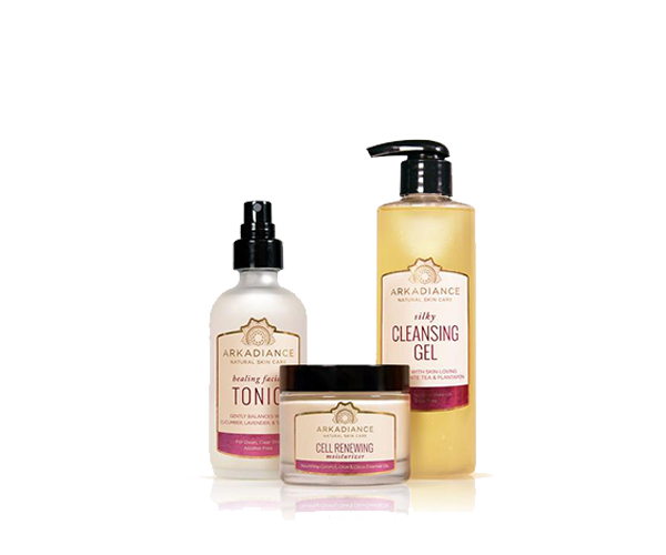 Natural Essentials Skin Care Set