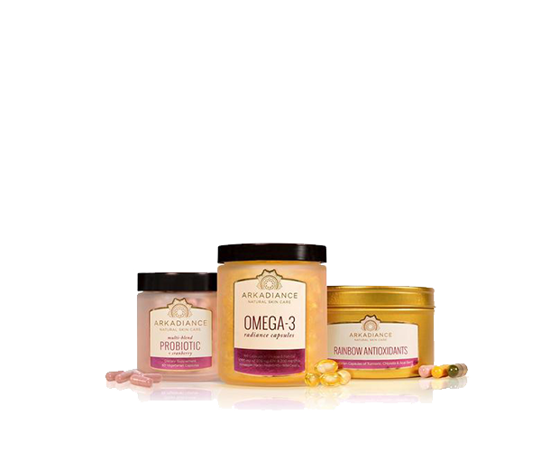 Inner Beauty Supplement Trio