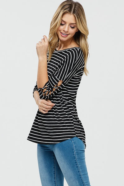 Shirley Top - Black