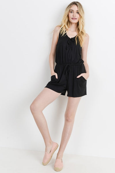 Holly Romper - Prairie Rose Boutique