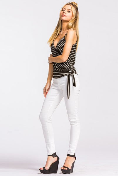 Emily Top - Black - Prairie Rose Boutique