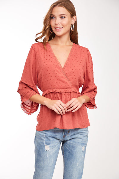 Wendy Top - Prairie Rose Boutique