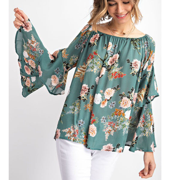Jana Top - Prairie Rose Boutique