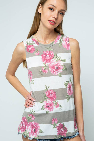 Finley Top - Prairie Rose Boutique