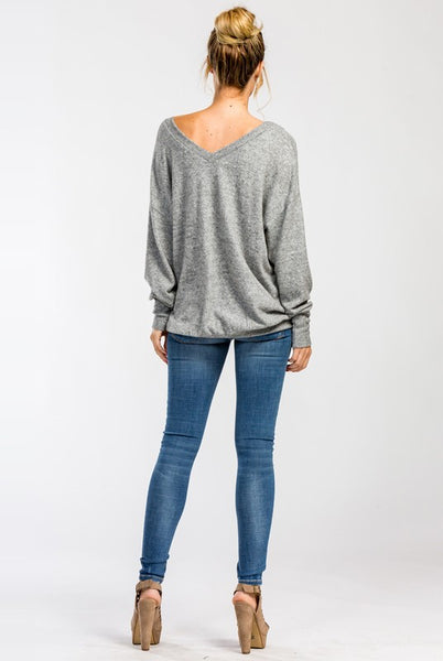 Grace Sweater - Prairie Rose Boutique