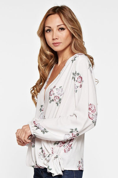 Kristin Top - Prairie Rose Boutique
