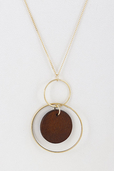 In The Woods Necklace - Prairie Rose Boutique